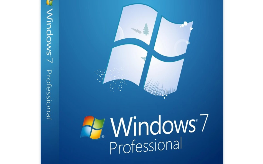Install and activate Windows 7 full edition